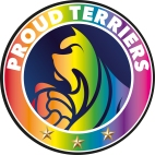Rainbow Terriers logo